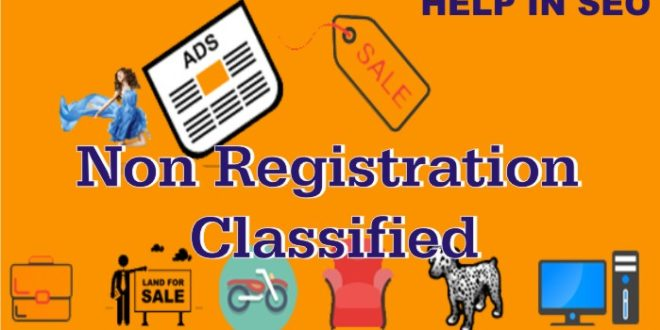 Classified Sites List Without Registration