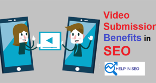 Video Submission Benefits in SEO