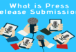 Press release submissions in SEO